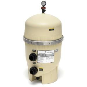 Quad D.E.Water Filter