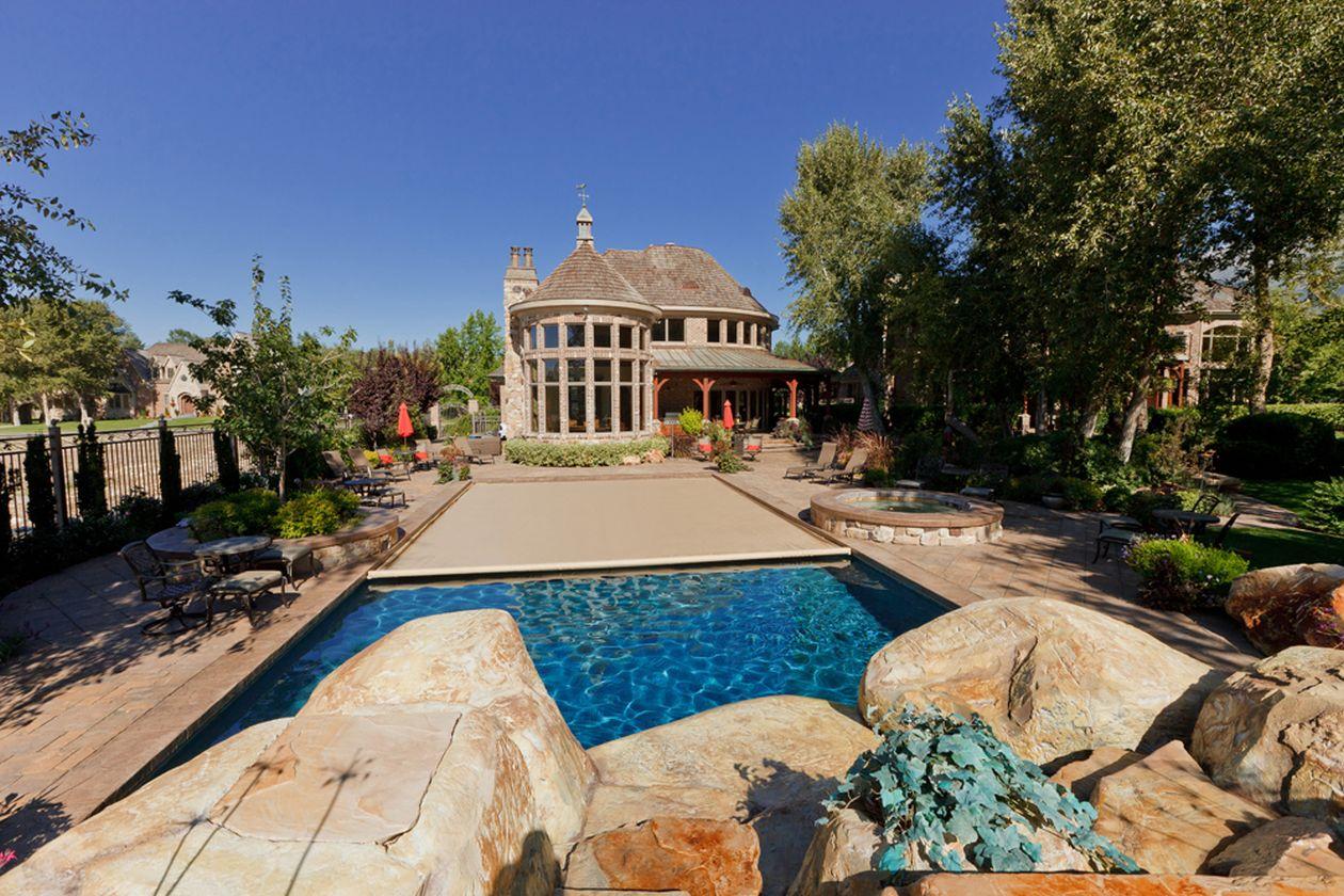 Pool Covers | Custom Pool Builder Tyler Texas | Gunite Pool ...